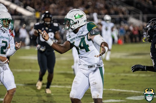 60 - USF vs. UCF 2019 - Antonio Grier by David Gold - DRG06123