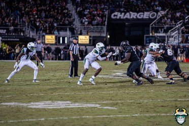 76 - USF vs. UCF 2019 - Greg Reaves Dwayne Boyles by David Gold - DRG06506