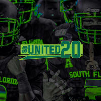 #United20 USF Football 2020 Early Signing Day Recap — Part One So Flo Uniforms Nick Roberts Vincent Davis   SoFloBulls.com
