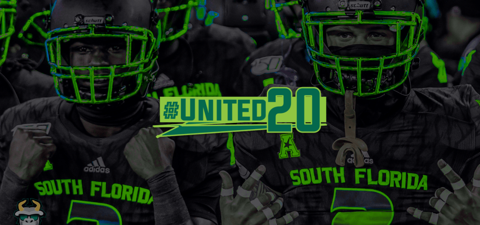 #United20 USF Football 2020 Early Signing Day Recap — Part One So Flo Uniforms Nick Roberts Vincent Davis | SoFloBulls.com