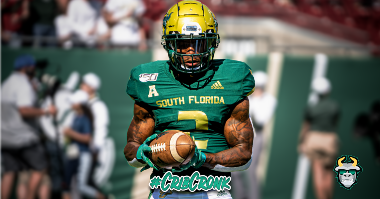#CribCronk USF RB Jordan Cronkrite Official Highlights 2019 1080P by Matthew Manuri | SoFloBulls.com