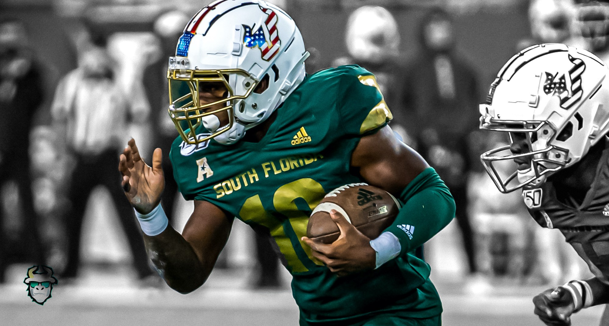 USF RB Kelley Joiner Jr