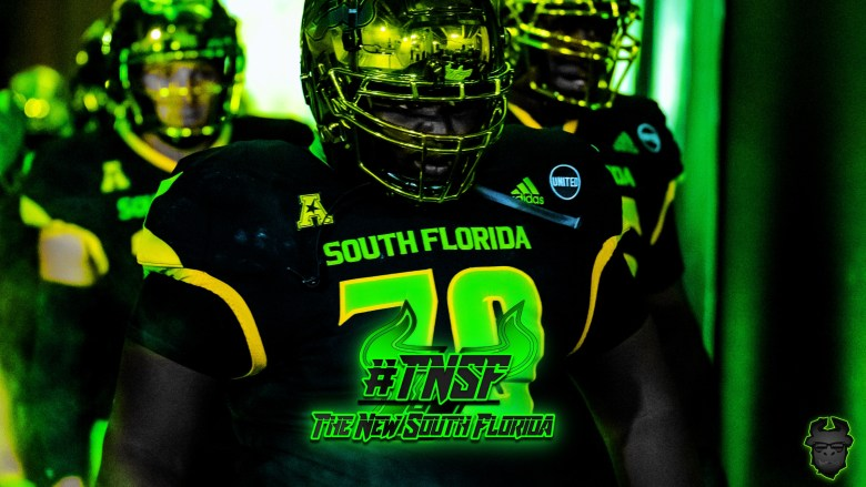 USF OL Cole Best