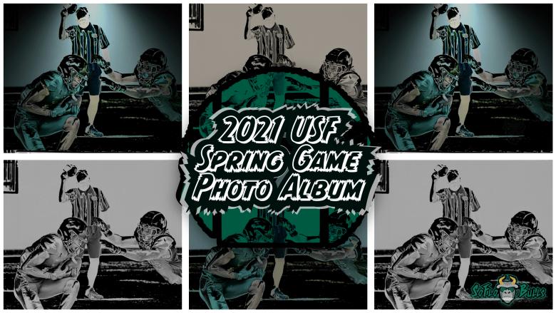 Exclusive 2021 USF Football Spring Game Photo Album