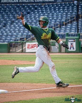 21 USF vs UCF Baseball Roberto Pena 2021 AAC Championship DRG09052