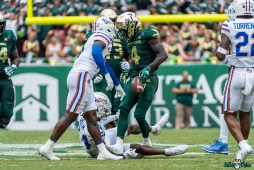 112 Florida vs USF 2021 - Omarion Dollison Avery Helm DRG02072