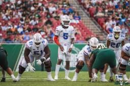 235 Florida vs USF 2021 - Emory Jones DA