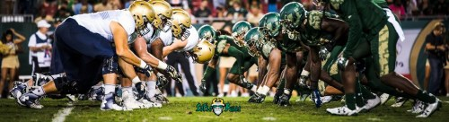 Visit SoFloBulls.com for more Exclusive USF Football Photos by Dennis Akers