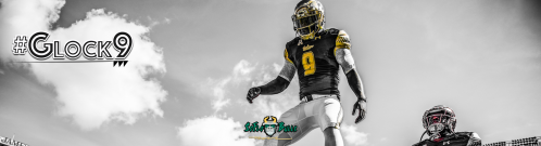 SoFloBulls.com #Glock9 South Florida QB Quinton Flowers Highlights 2017 Article Header Image by Matthew Manuri (1920x520)
