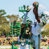 📌 #BullSpring2018 USF Spring Football Game 2018 Photos by Dennis Akers