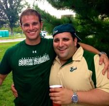 🎥   Spartan Showdown: South Florida vs Michigan State 2013   Bobby Torres & Jayson Levine  SoFloBulls.com  