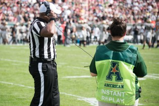 45 - USF vs. UCF 2016 - AAC Referee during #WarOnI4 by Dennis Akers | SoFloBulls.com (5264x3514)