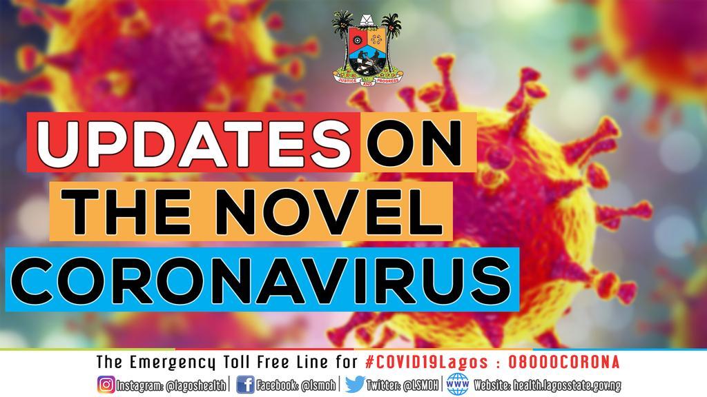 3RD CASE OF NOVEL CORONAVIRUS IN LAGOS