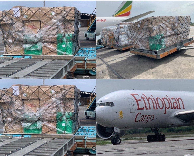 Chinese billionaire, Jack Ma donates Coronavirus medical materials to Nigeria