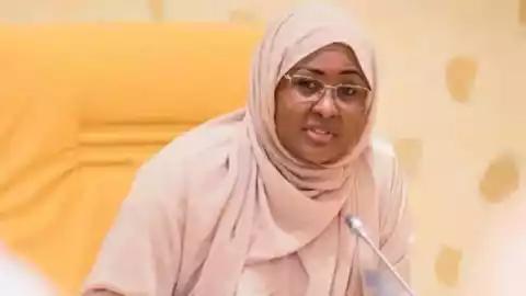 Breaking News: Aisha Buhari appealed to Nigerians