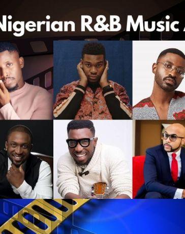10 Best Nigerian RnB Music Artistes - Sofo.ng List by Peter Talker