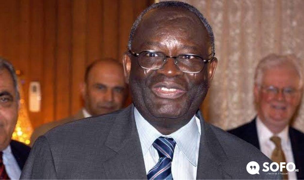 COS Chief of Staff Ibrahim Agboola Gambari_ A Presidential Babysitter Who Won't Be As Powerful as Abba Kyari - Farooq Kperogi, Ph.D