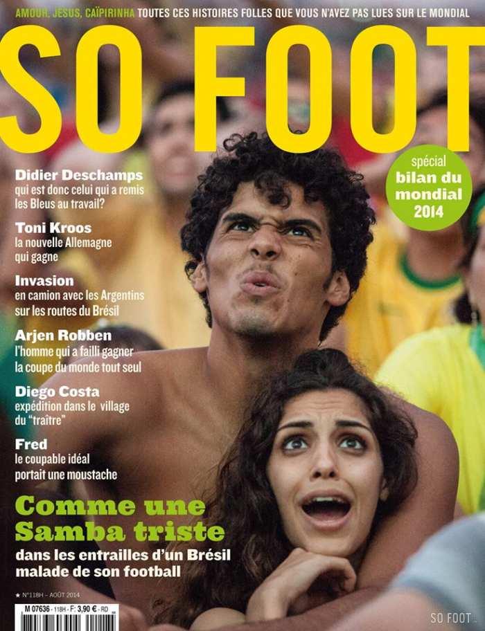 So Foot Coupe Du Monde : coupe, monde, SF#118, Bilan, Mondial, FOOT.com