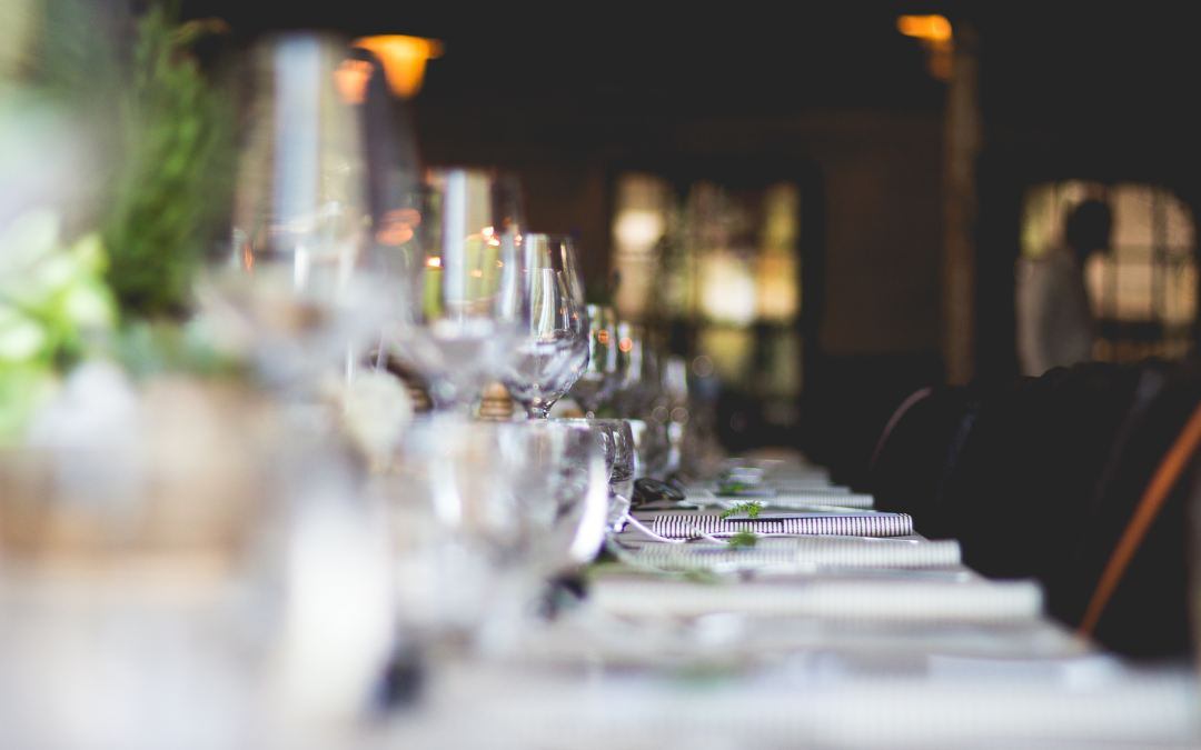 Fine Dining – Things Everyone Should Know but Nobody Teaches Anymore