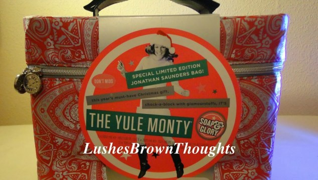 Soap and Glory The Yule Monty