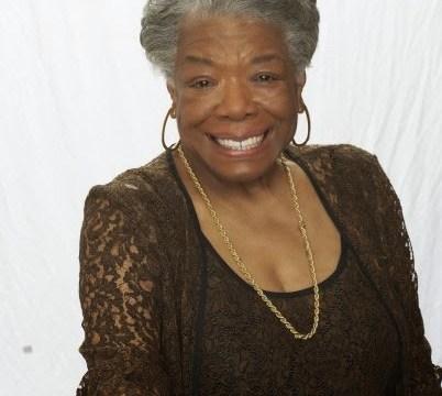 R.I.P. Maya Angelou (1928 – 2014)