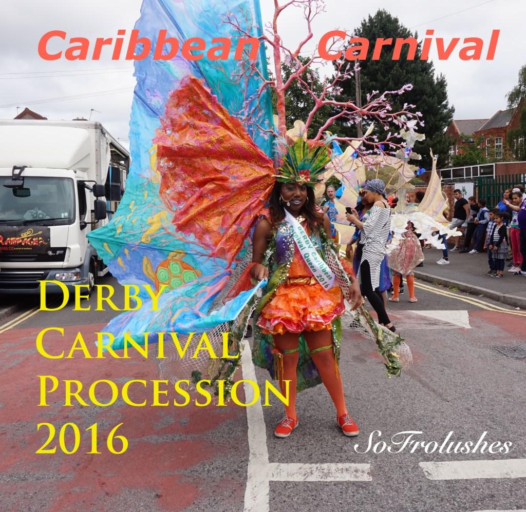 Derby Carnival Queen 2016