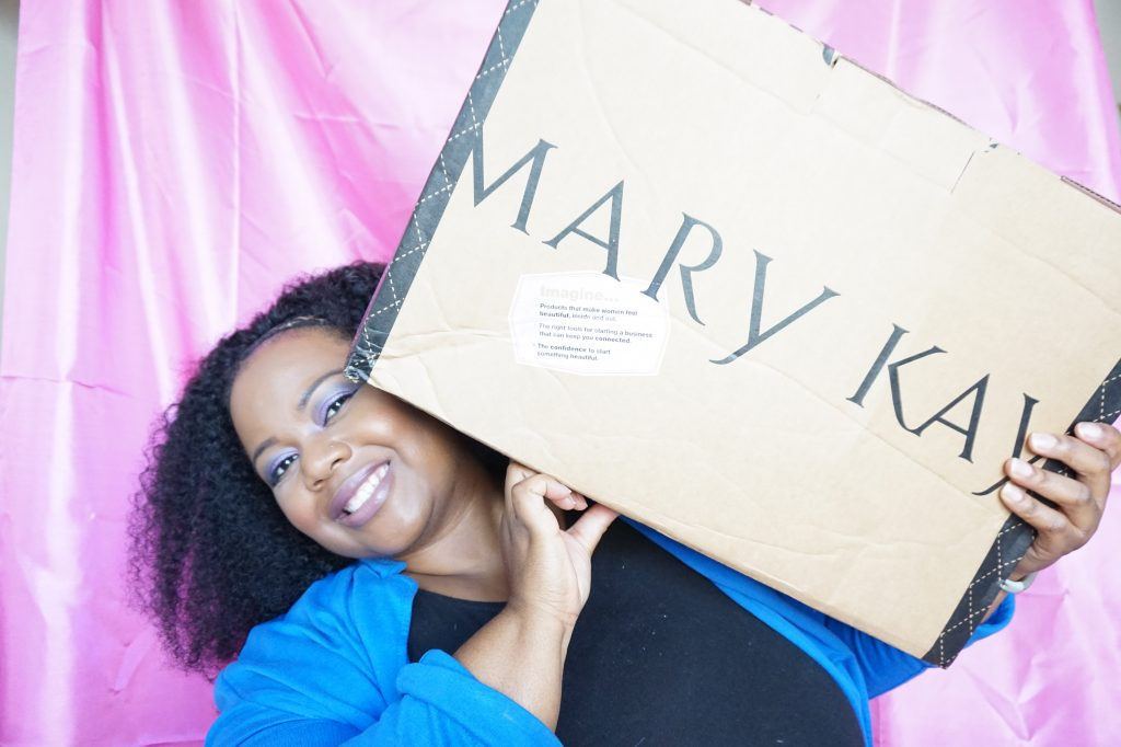 Mary Kay box