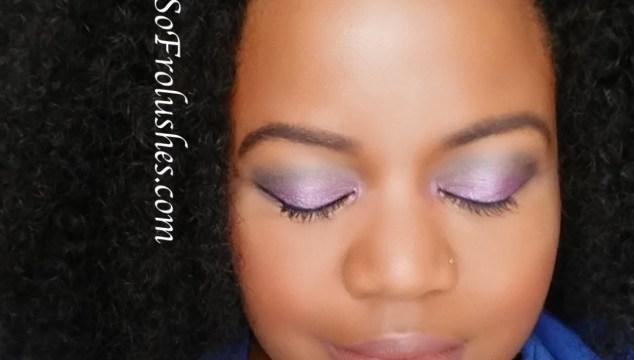 Purple Haze Eyeshadow FOTD