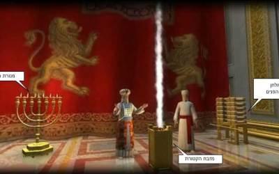 Reading the Pitum HaKetoret, a great treasure