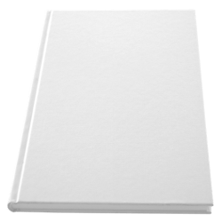 Blank Standing Book Png 3