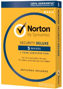 Norton Security Deluxe Product License Key Free for 90 Days