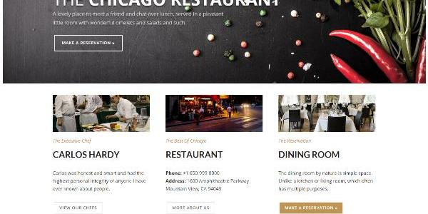 Restaurant/Food