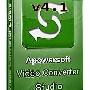 Apowersoft Video Converter Studio 4.1.0 + Crack