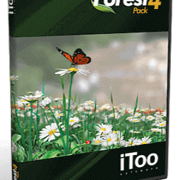 Itoo Forest Pack Pro 4.3.6 For 3dsMax + Crack