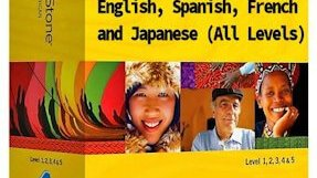 Rosetta Stone 4.5 + Crack English/Spanish/French/Japanese (All Levels)
