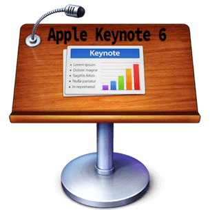 Apple Keynote 6.6 Cracked MacOSX Full
