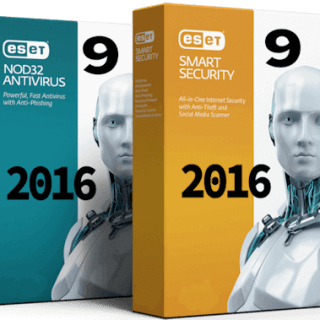 Eset Smart Security 9 Antivirus 9 + License