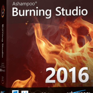Ashampoo Burning Studio 2016 Incl Crack