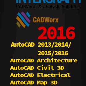 CADWorx 2016 Final Full Crack + Serial