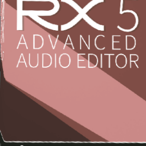 iZotope RX5 Advanced Audio Editor 5.01 Cracked OSX