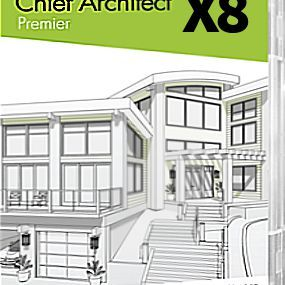 Chief Architect Premier X8 18 + Crack (Win - Mac)