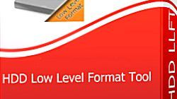HDD Low Level Format Tool 4.40 + Serial Key