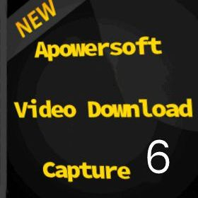 Apowersoft Video Download Capture 6 Serial Number