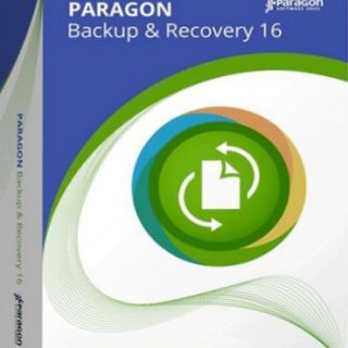 Paragon Backup and Recovery 16 + Serial Key (x86x64)
