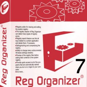 Reg Organizer 7.62 Multilingual Incl Crack and License