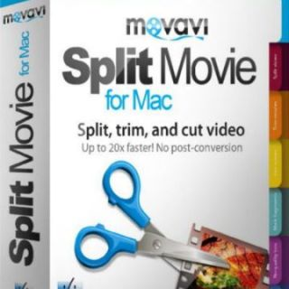 Movavi Split Movie 2 Full Cracked for Mac OS X