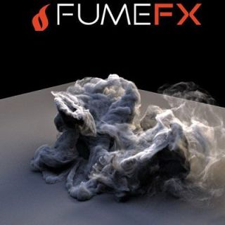 FumeFX 4.1 for 3ds Max 2018 Cracked