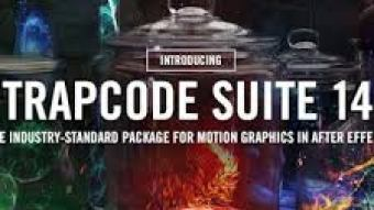 Red Giant Trapcode Suite 14 + Serials Full Download