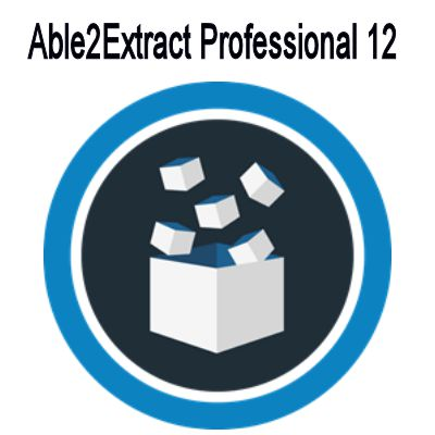 Able2Extract Professional 12 Incl Crack Full Download