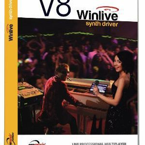 WinLive Pro Synth 8 Crack + Serial Full Version Download